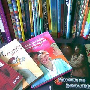 Annie van Gansewinkel - boeken - voor site Platform BKW