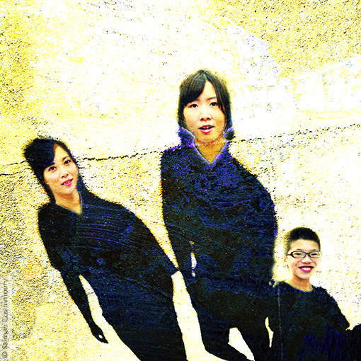 Drie Tieners