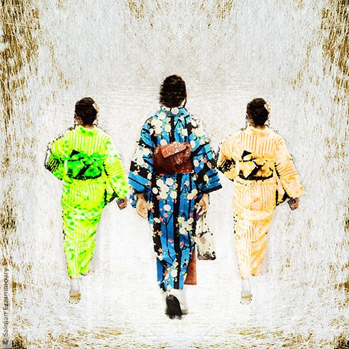 Japanse Gastvrouwen