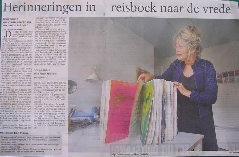 Birgit Pedersen foto van artikel jun 09 copy